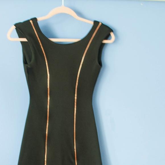Nasty Gal Dresses & Skirts - Nasty Gal Black Mini Skater Dress